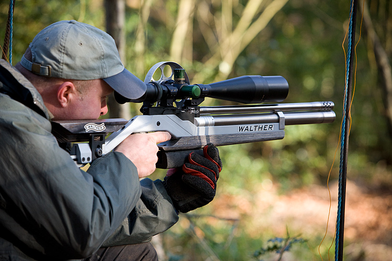 CSFTA Bisley: Clinton works the Walther